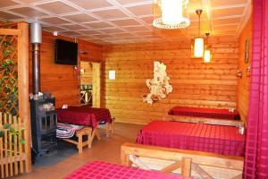 Hotel Vegarus, Hotels  Aittakoski - big - 25