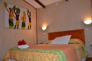 Korina's Guesthouse, Гостевые дома  Ханга-Роа - big - 35