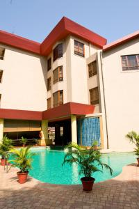 Chances Resort & Casino, Resort  Panaji - big - 29