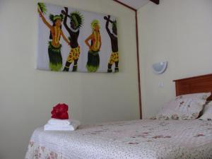 Korina's Guesthouse, Гостевые дома  Ханга-Роа - big - 16
