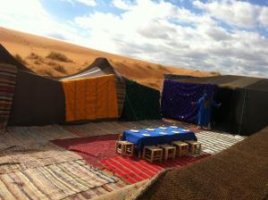 Camel Bivouac Merzouga, Campeggi di lusso  Merzouga - big - 53