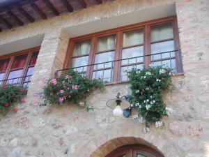 Casale Il Colombaio Di Toiano, Ferienhöfe  Sovicille - big - 3