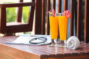 Crystal Bay Beach Resort, Üdülőtelepek  Lamaj-part - big - 25