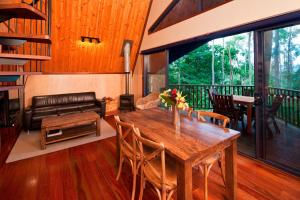Rose Gums Wilderness Retreat, Lodges  Butchers Creek - big - 4