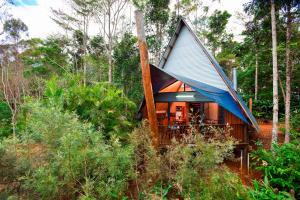 Rose Gums Wilderness Retreat, Lodge  Butchers Creek - big - 2