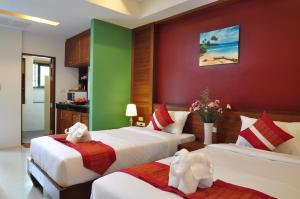 Samui Honey Tara Villa Residence, Rezorty  Choeng Mon Beach - big - 9
