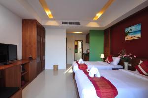 Samui Honey Tara Villa Residence, Rezorty  Choeng Mon Beach - big - 18