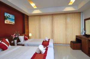 Samui Honey Tara Villa Residence, Rezorty  Choeng Mon Beach - big - 8