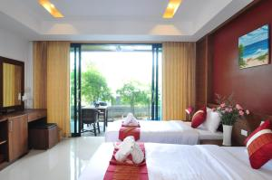 Samui Honey Tara Villa Residence, Rezorty  Choeng Mon Beach - big - 16