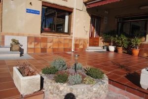 Hostal El Mirador, Penzióny  La Lastrilla - big - 14