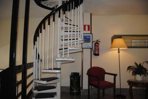 Hostal El Mirador, Penzióny  La Lastrilla - big - 11