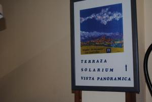 Hostal El Mirador, Penzióny  La Lastrilla - big - 38