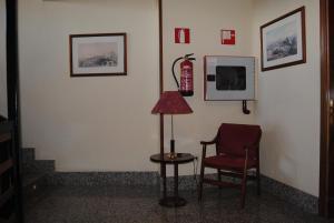 Hostal El Mirador, Penzióny  La Lastrilla - big - 24