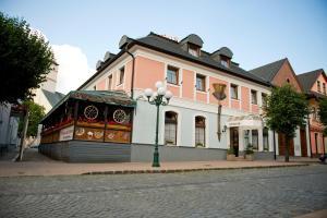 3 hviezdičkový hotel Hotel Club Kežmarok Slovensko
