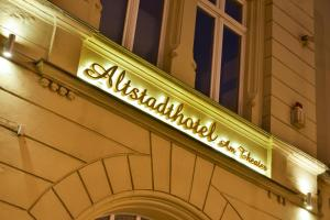 Altstadthotel Am Theater, Hotels  Cottbus - big - 39