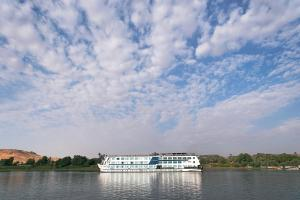 Radamis I Nile Cruise Every Thursday from Luxor &