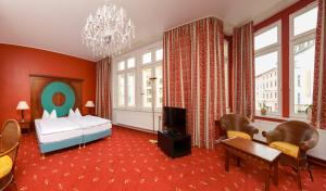 Altstadthotel Am Theater, Hotels  Cottbus - big - 3
