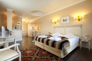 Hotel Royal Baltic 4* Luxury Boutique, Hotely  Ustka - big - 10