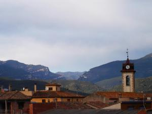 Apartaments del Llierca, Apartmanok  Sant Jaume de Llierca - big - 13
