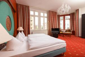 Altstadthotel Am Theater, Hotels  Cottbus - big - 13