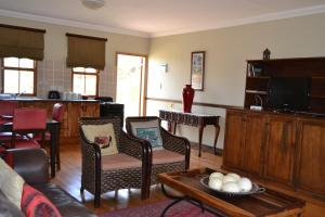 Berluda Farmhouse and Cottages, Ferienwohnungen  Oudtshoorn - big - 9