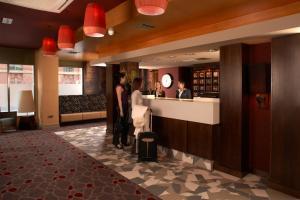 Cosmopolitan Hotel, Hotel  Leeds - big - 47