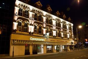 Cosmopolitan Hotel, Hotel  Leeds - big - 45