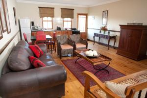 Berluda Farmhouse and Cottages, Ferienwohnungen  Oudtshoorn - big - 7