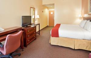 Holiday Inn Express Marshfield - Springfield Area, Hotel  Marshfield - big - 11