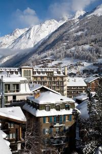 Monte Rosa Boutique Hotel, Hotely  Zermatt - big - 2