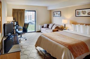 Comfort Inn Sudbury, Hotel  Sudbury - big - 7