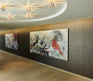 Waldhotel Stuttgart, Hotel  Stoccarda - big - 77