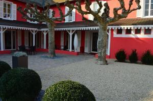 Les Maritonnes Parc & Vignoble, Hotel  Romanèche-Thorins - big - 37
