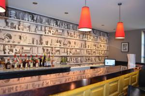 Les Maritonnes Parc & Vignoble, Hotels  Romanèche-Thorins - big - 40