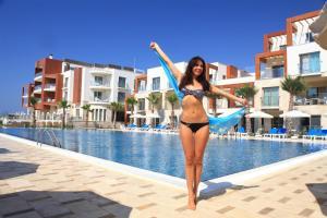 Sundance Suites Hotel, Hotely  Turgutreis - big - 9