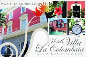 Hotel Villa La Colombaia, Hotels  Portici - big - 85