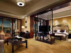 Sofitel Shanghai Sheshan Oriental, Hotel  Songjiang - big - 22