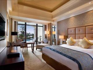 Sofitel Shanghai Sheshan Oriental, Hotel  Songjiang - big - 11