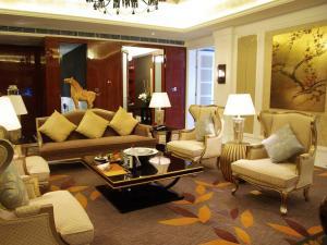 Sofitel Shanghai Sheshan Oriental, Hotel  Songjiang - big - 21