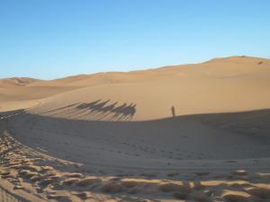Marhaba Camp, Camel & Sandboarding, Luxury tents  Merzouga - big - 84