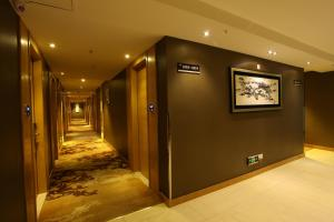 Insail Hotels Liying Plaza Guangzhou, Hotely  Kanton - big - 58