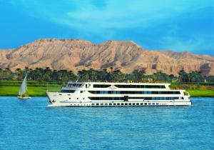 The Oberoi Zahra Nile Cruise - Luxor/Aswan 05 & 07