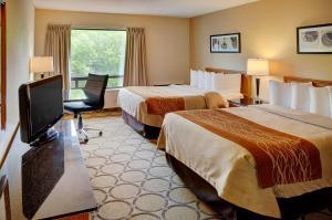 Standard Room with Two Queen Beds - Second Floor