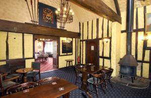 The Horseshoe Inn – RelaxInnz, Fogadók  Herstmonceux - big - 36