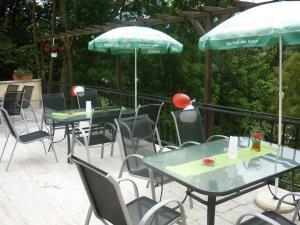 Hotel Waldhaus-Hutzelhöh, Penziony  Ruhla - big - 30
