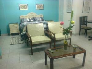 Strenua Santa María Suites, Guest houses  Trujillo - big - 19