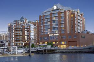 Coast Victoria Hotel & Marina by APA, Hotels  Victoria - big - 1