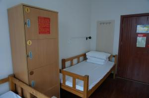 Deluxe  Bed in 4-Bed Mixed Dormitory Room