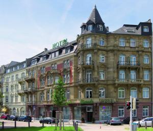 Hotel Mack, Szállodák  Mannheim - big - 32