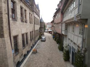 Ferienwohnungen Marktstrasse 15, Apartmány  Quedlinburg - big - 26